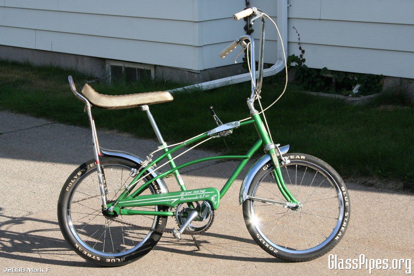 1971 Ross Barracuda 3 speed Vintage bikes, Bicycle
