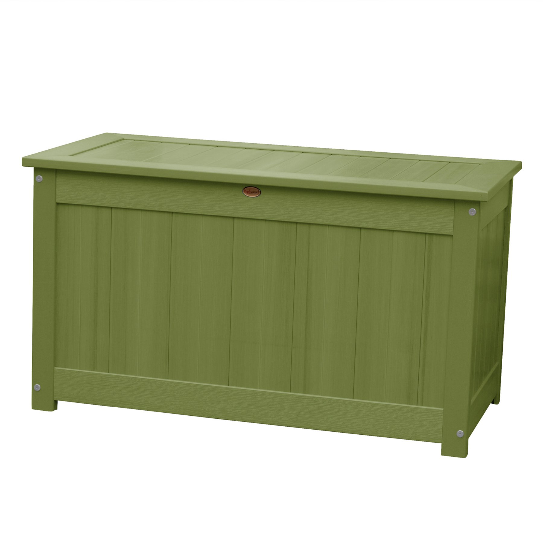 Outdoor Highwood Usa Recycled Plastic 4 Ft Storage Deck Box