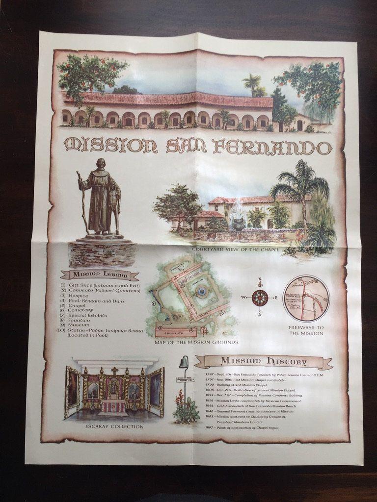 Mission San Fernando California History Historical Facts
