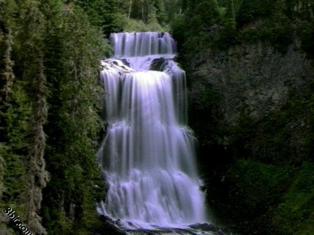 صور شلالات صور طبيعة صور عبير Waterfall Outdoor Water
