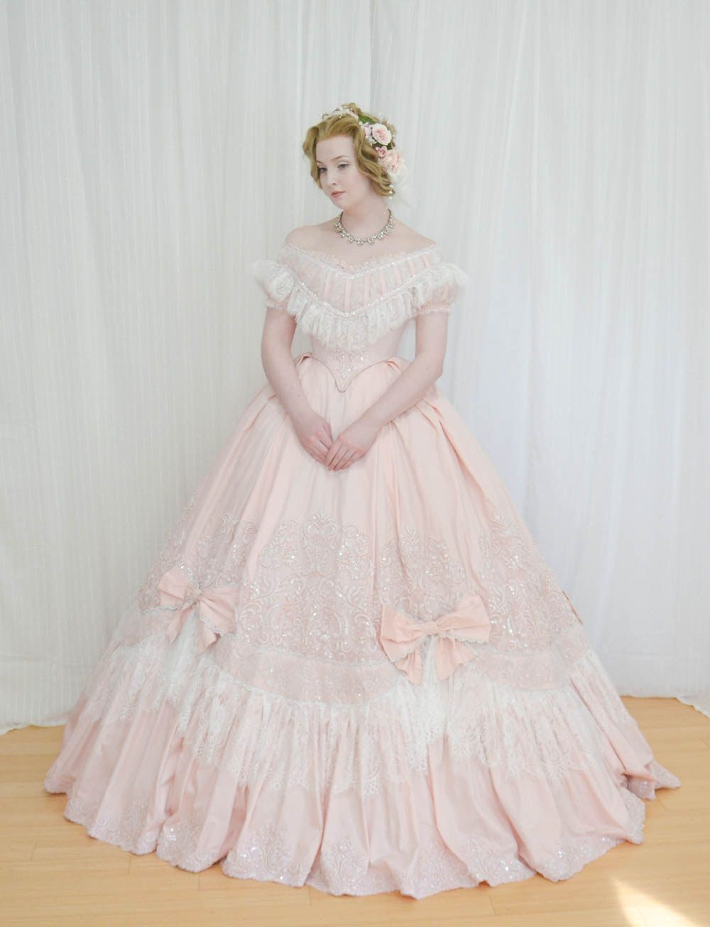 Victorian Ball Gown Doxiequeen1 Tumblr Com Victorian Ball Gowns Ball Gowns Southern Belle Dress