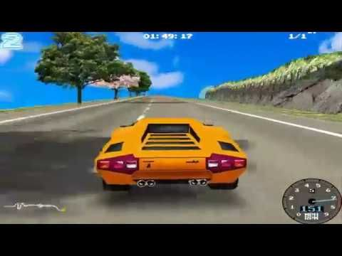 racing cars for kids games and for children