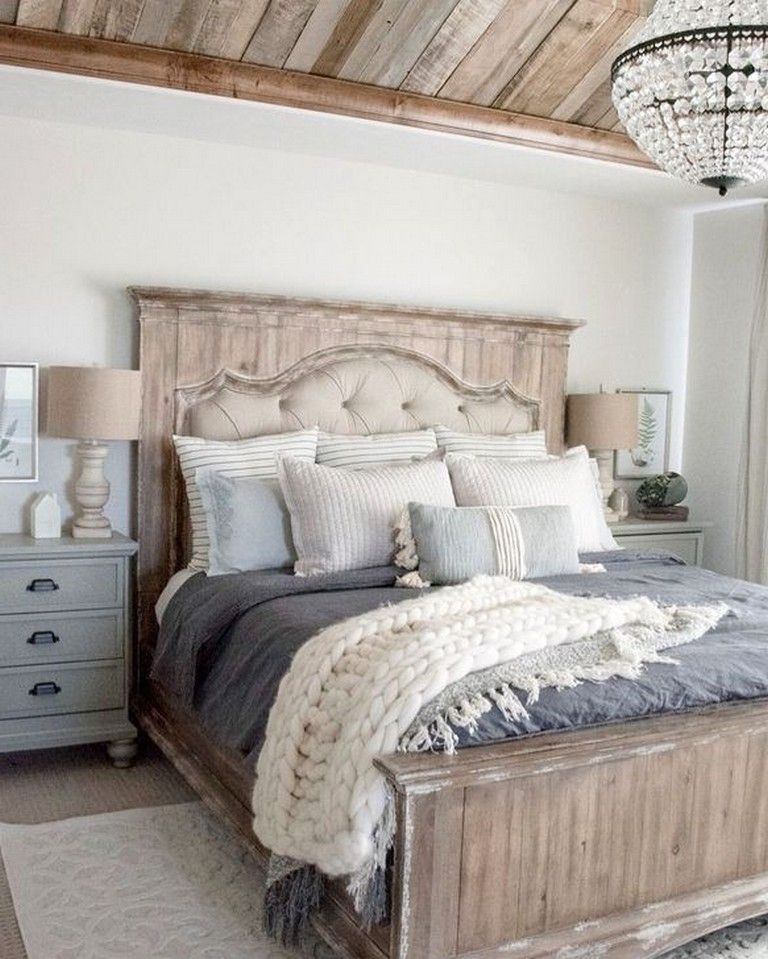 43 modern rustic master bedroom design ideas  page 39 of