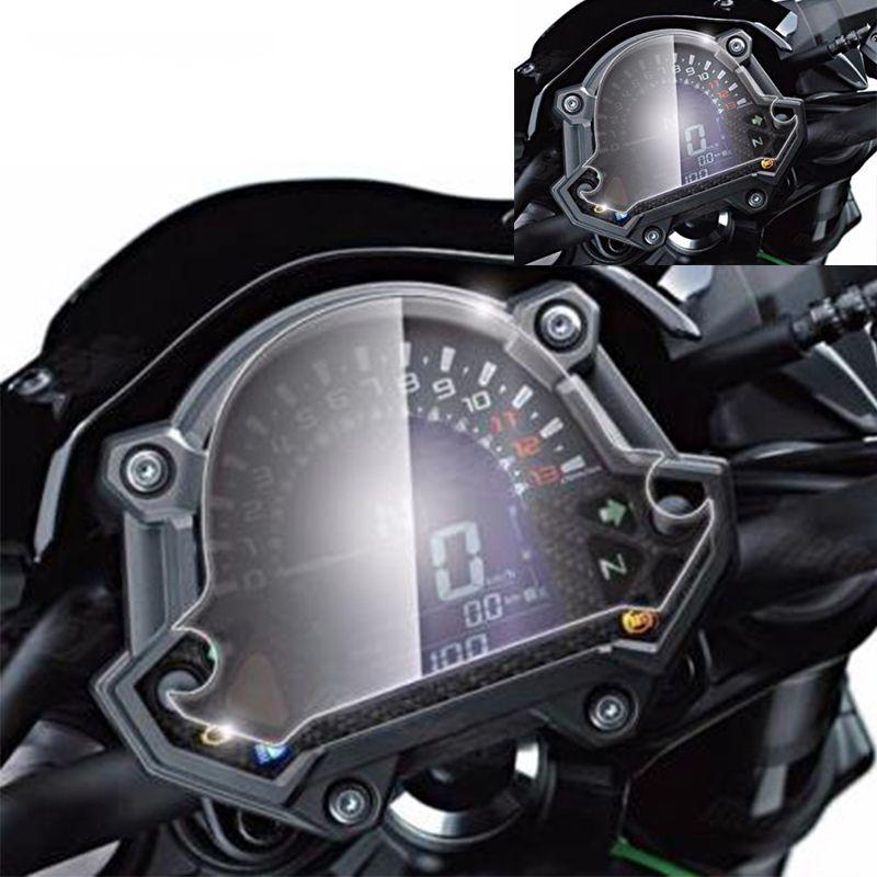 Moto Tachometer Lens Instrument Prot Sticker Speedometer