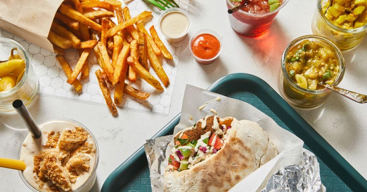 Zahav S Michael Solomonov Surprise Opens Vegan Falafel Spot Angelsfoodparadise Vegan Restaurants Vegan Restaurants Philadelphia Philly Food