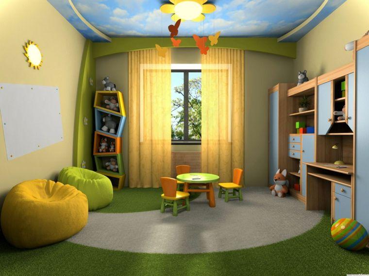 diseños de dormitorios para niños Habitación para niños Pinterest - diseo de habitaciones para nios