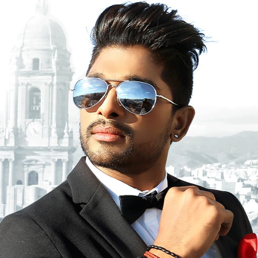 Allu Arjun Photos New