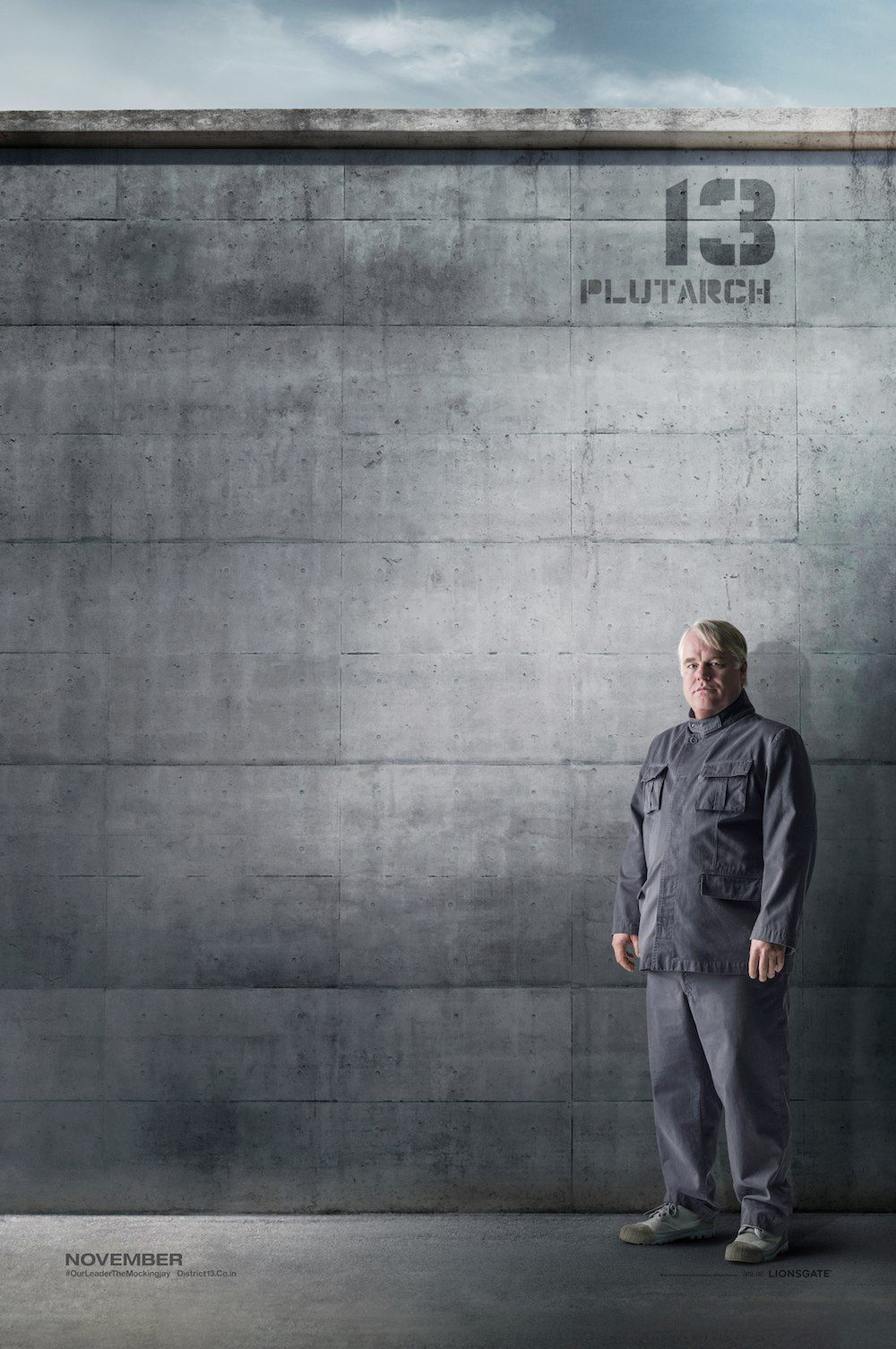 #TheHungerGames: #Mockingjay Part 1 (2014) District 13