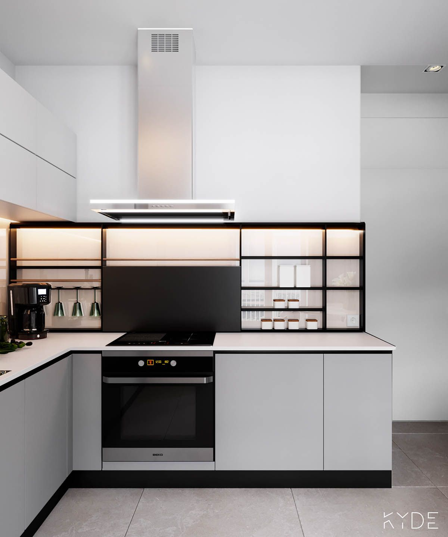 3 Modern Home Interiors Under 70 Square