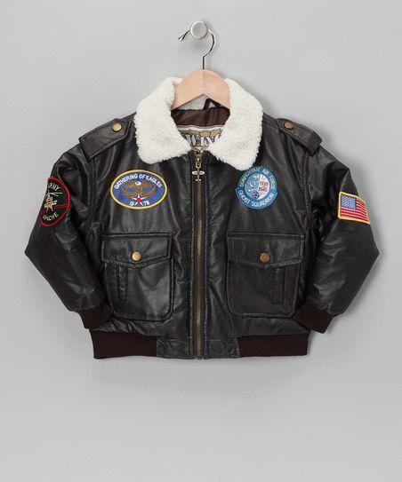 d0a10e5d Top Gun Bomber Jacket for the little ones! | tickled my fancy ...