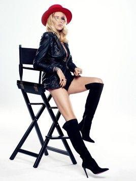 Maja Sablewska – Jesień z charakterem Carinii More: http://feszyn.com/maja-sablewska-jesien-z-charakterem/  #fashion #moda #trendy #stylizacje #majasablewska #Carinii