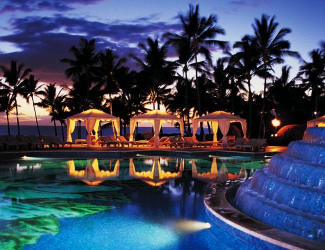 Maui Romance Candlelight Dinner At Wailea Beach Marriott Hawaii Honeymoon Oceanview Engagement Proposalideas