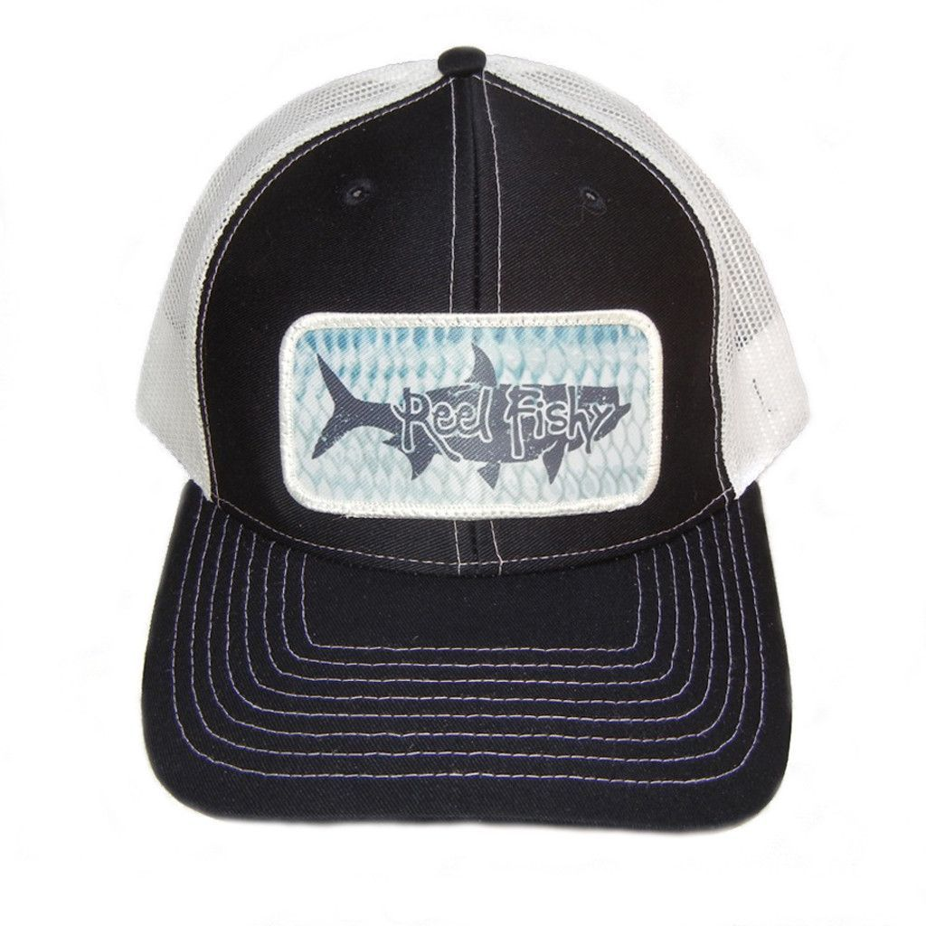 sports shoes b1695 6db10 Tarpon Trucker Hat   Structured Trucker Hat   Navy   White Hat   State of  Florida logo   Tarpon Unstructured Hat   Trucker Fishing Hat   Tarpon  Fishing ...