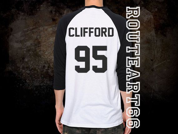 Michael Clifford Shirt Sweater 5SOS Five Seconds of by RouteArt66