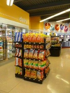 Choosing The Correct Gondola Shelving For Your C Store Can Be Very Time Consuming And Costly There Are Many Opti Gondola Shelving Store Shelves Make It Simple