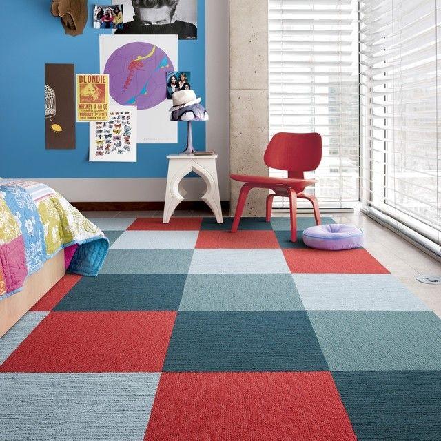 Made You Look Modern Kids Chicago By Flor Kid Room Carpet Carpets For Kids Carpet Tiles Design