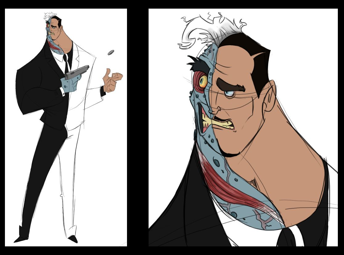 Dan Seddon Interview Character Design Male Character Design References Character Design