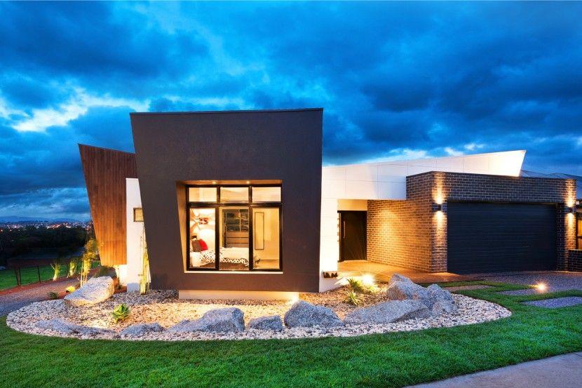 Architecture Warragu,l Design Unity, Angular Home, Modern Home, Award  Winning Home