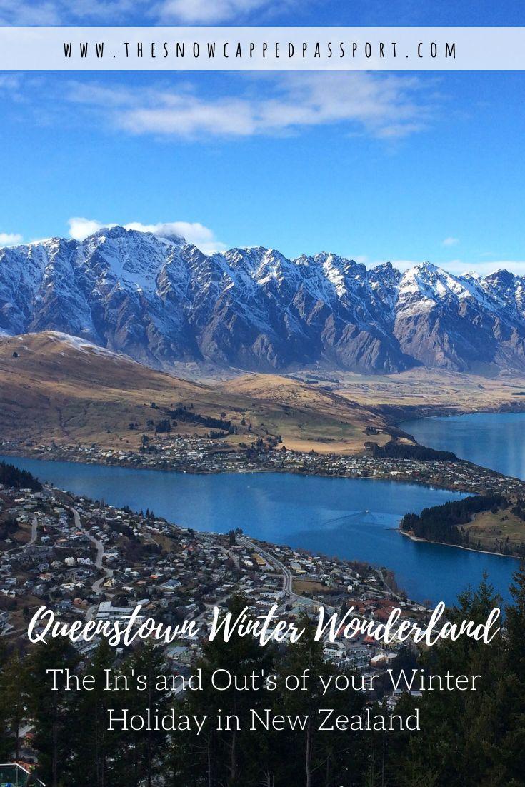 Queenstown Winter Wonderland