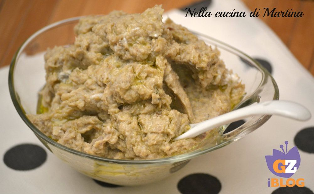 Crema Di Carciofi Per Crostini Nella Cucina Di Martina Ricette Salse Ricette Carciofi