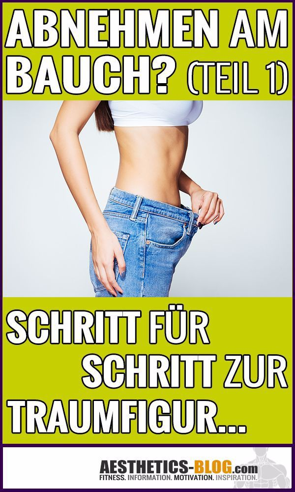 Du möchtest #Abnehmen am #Bauch? Es ist einfacher als Du denkst! Mit Klick auf das Bild, findest Du...