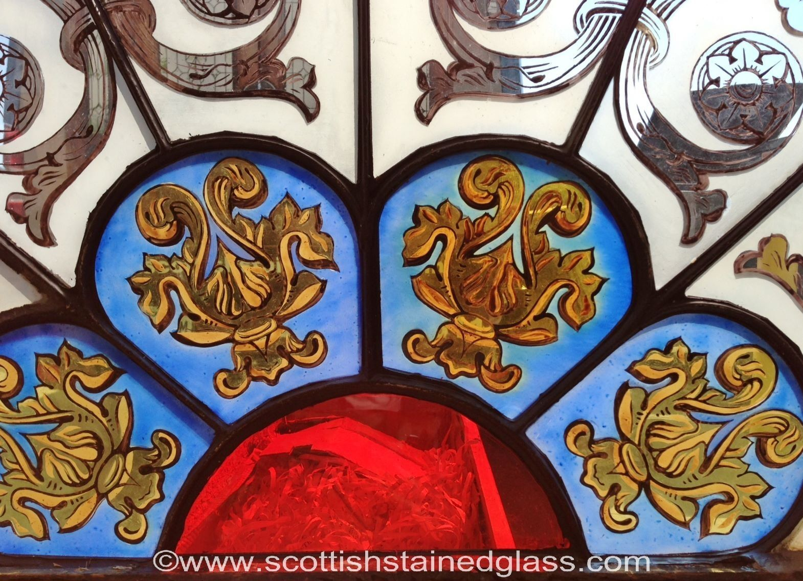 Stained Glass Deterioration Is A Natural Process That Occurs To