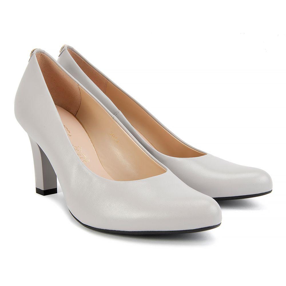 Czolenka Sala 5051 833 Szare Czolenka Na Obcasie Czolenka Na Koturnie Czolenka Buty Damskie Filippo Pl Heels Kitten Heels Shoes