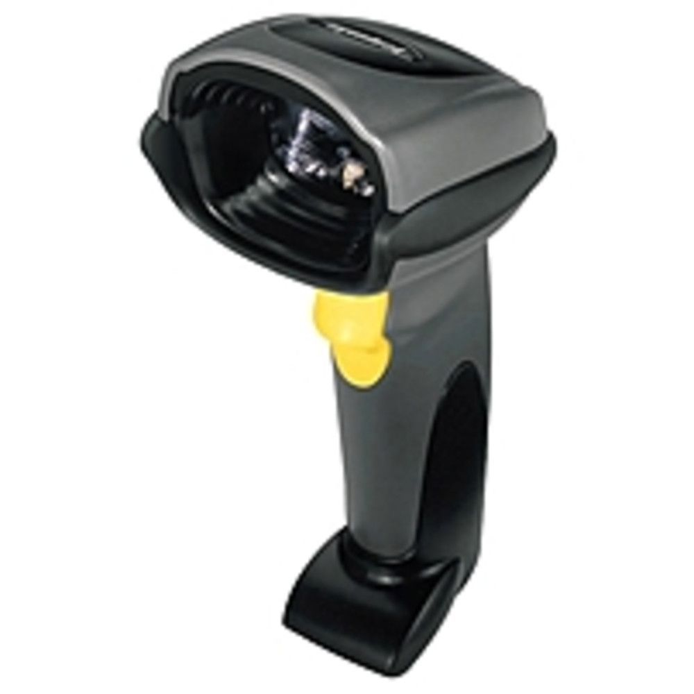 Zebra symbol ds6708 bar code reader cable connectivity1d 2d zebra technologies series general purpose handheld digital imager scanner scanner only reader for us drivers license requires cable white biocorpaavc