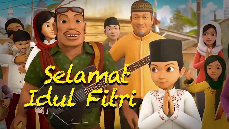 Gambar Kartun Indonesia Keluarga Somat