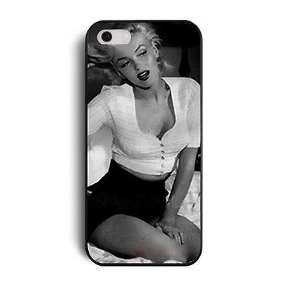 New Sexy Marilyn Monroe Hard Plastic Back Case Cover Skin/ Apple iPhone 5 5G 5S