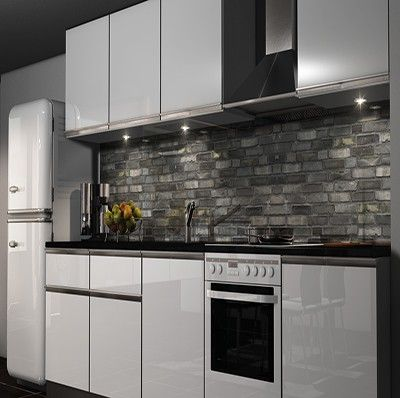 küchenrückwand folie selbstklebend möbel wohnen kuechenrueckwand