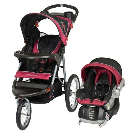 Expedition Travel System Scarlet 380342034 Baby Travel