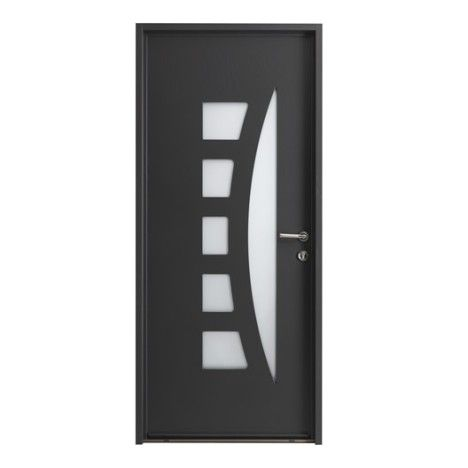 Porte D Entree Sur Mesure En Aluminium Centauria Excellence Porte D Entree Porte Entree Maison Portes