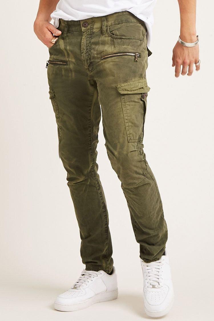 e052ef0026 Jordan Craig Cargo Pants | Forever 21 | forever 21 | men in 2019 ...