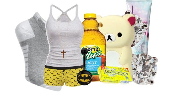 """""""night set ~drea"""" by swag-go-hard ❤ liked on Polyvore"""