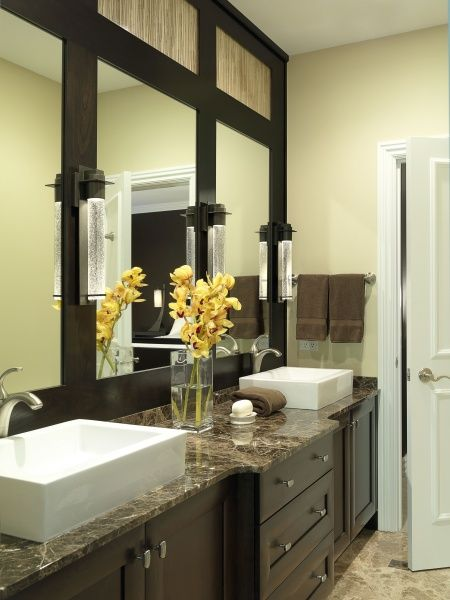 Designed By Directions In Design Inc St Louis Mo Bathroom