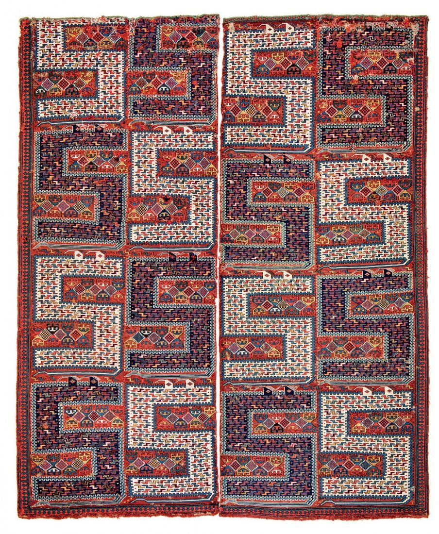 sileh persia circa 1870 8 ft 4in x 6ft 7in 253 lionel verneh sileh rugs vern rugs are. Black Bedroom Furniture Sets. Home Design Ideas