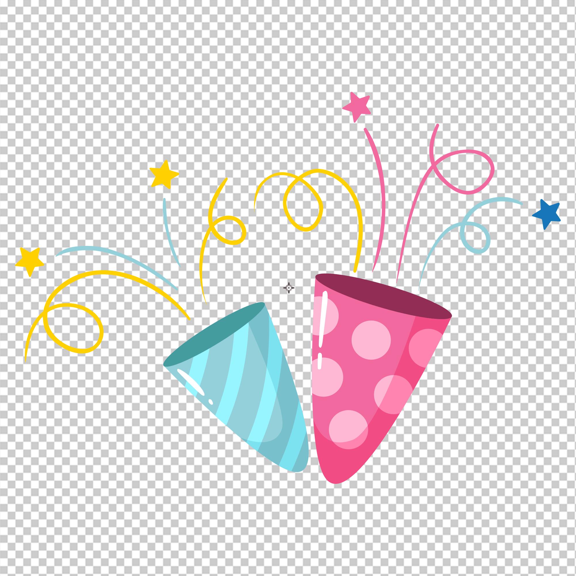 Celebration Png Celebration Crackers Transparent Background Png Clip Art Celebration Party Vector Birthday Background Rectangles Design Balloons