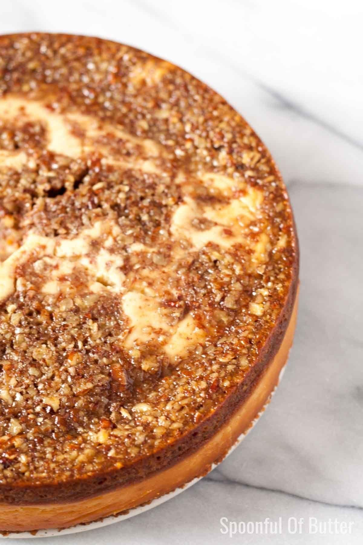 If you love Pecan Pie then you would definitely like this TO-DIE FOR cheesecake ... - Zoom - Pecan Pie #pecanpiecheesecakerecipe If you love Pecan Pie then you would definitely like this TO-DIE FOR cheesecake ... - Zoom - #Cheesecake #Love #PECAN #PIE #TODIE #Zoom #pecanpiecheesecakerecipe