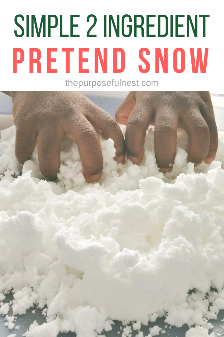 Make Pretend Snow For Sensory Play Winter Crafts For Toddlers Winter Activities For Kids Snow Crafts