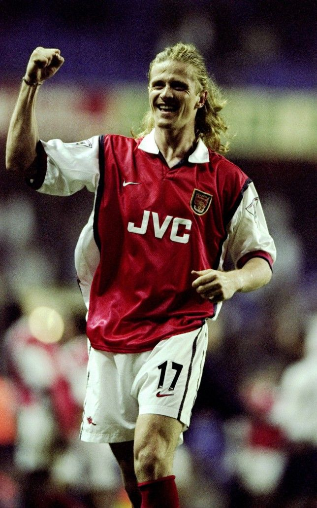 Emmanuel Petit won the Premier League and the FA Cup with Arsenal ... cc364db5e
