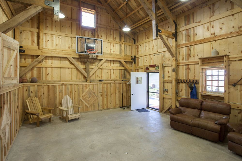 Garden Shed Interiors Man Cave