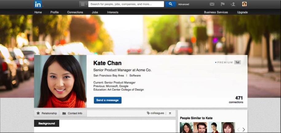 9 Steps To Creating A Powerful Linkedin Profile Linkedin Background Linkedin Background Image Linkedin Profile