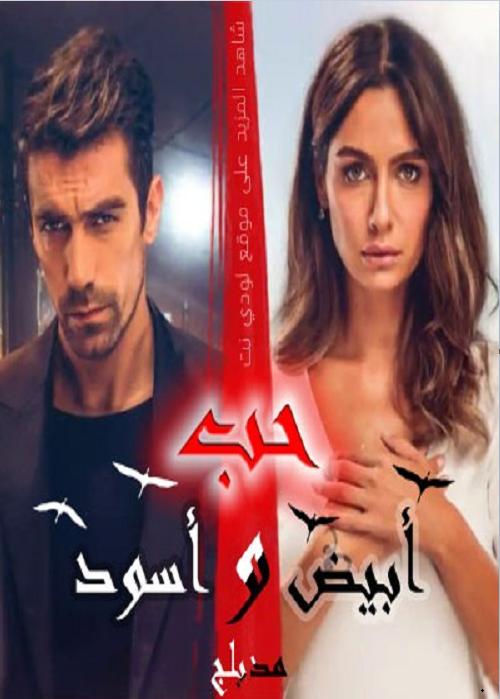 حب ابيض اسود الحلقة 23 مدبلج Season 1 Seasons Episode 5