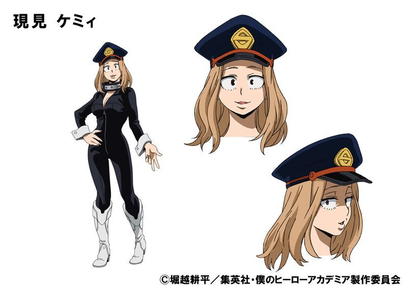 My Hero Academia Releases New PV, Cast, and Character Details for Second Cour   MANGA.TOKYO
