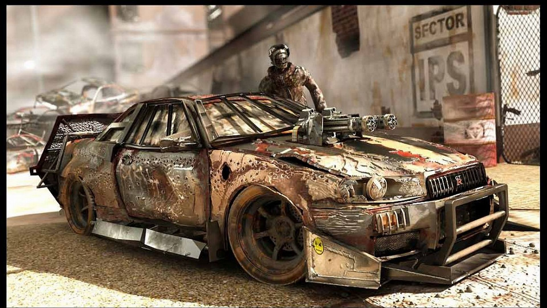 Mad Max And Death Race Cars At 11 53 Am No Comments Labels