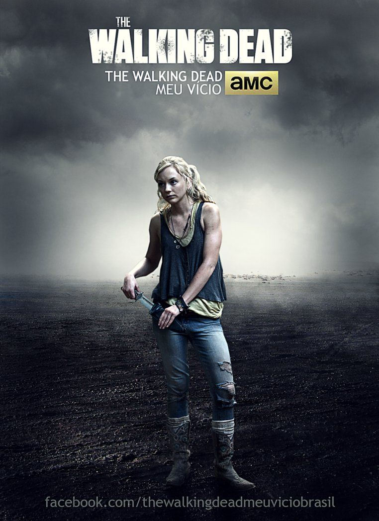 walking dead beth beth greene poster the walking dead by. Black Bedroom Furniture Sets. Home Design Ideas