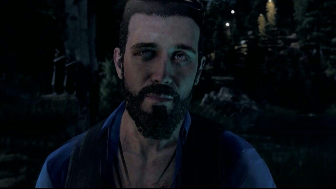 John Seed Far Cry 5 Far Cry 5 Crying The Last Of Us