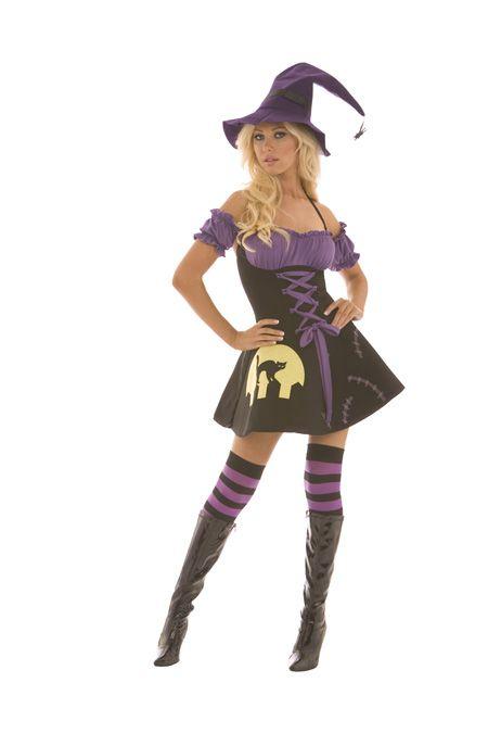 Moonlight Witch #Halloween #Costume  ITEM # 9274 wwwelegantdollz - witch halloween costume ideas