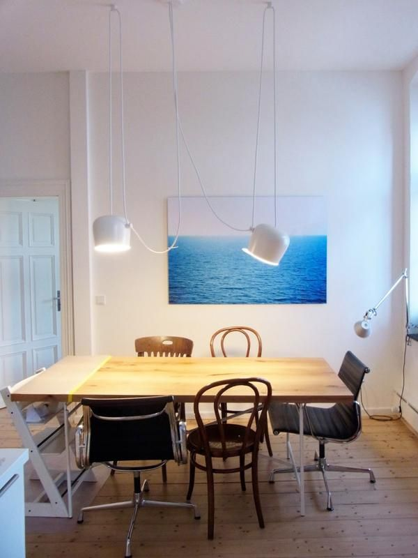 Flos - Aim \/ lighting \/ Pinterest Esstische, Esszimmer und - esszimmer h amp auml ngeleuchte